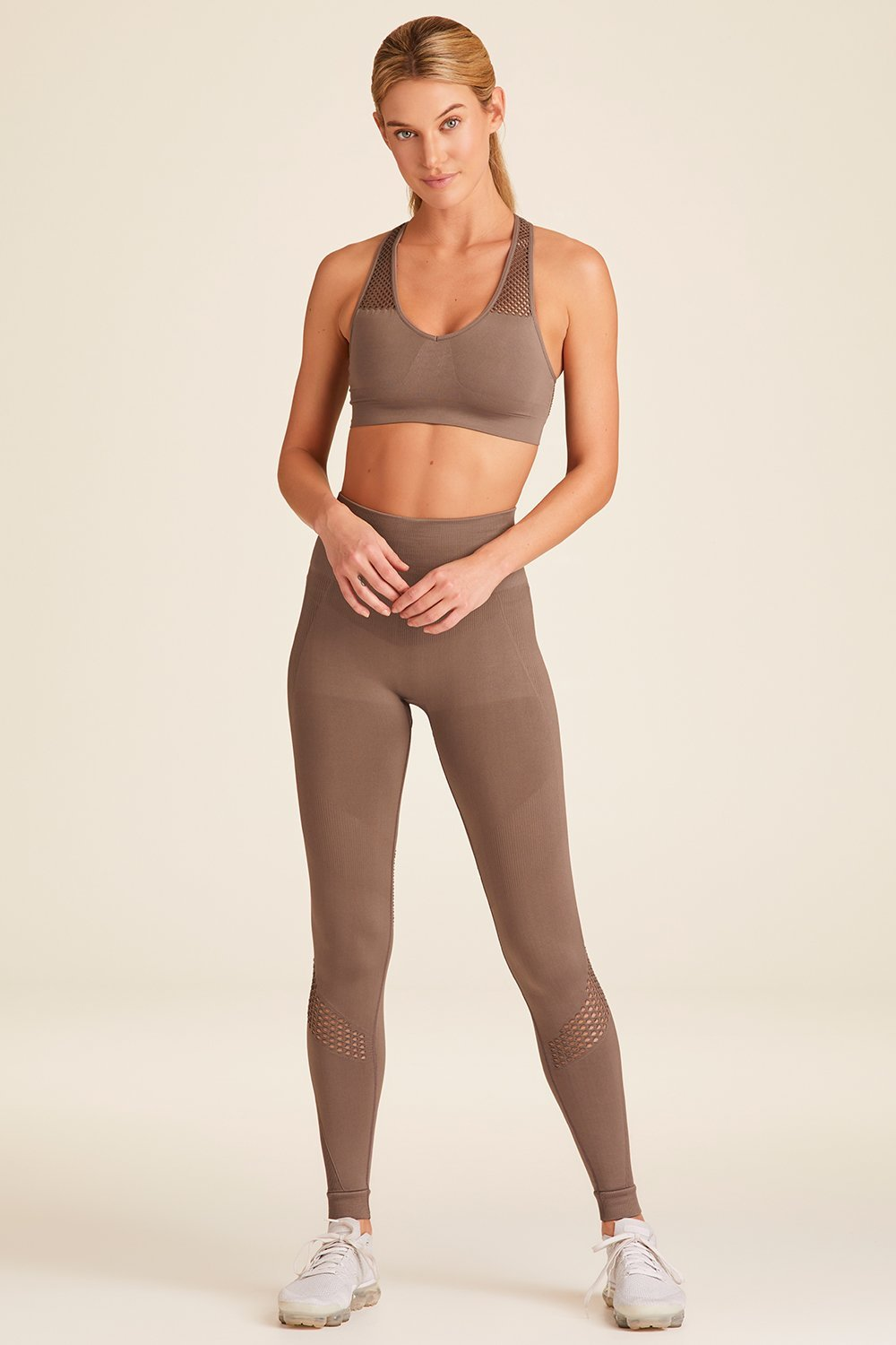 Click Now to Shop the Seamless Set in Cocoa