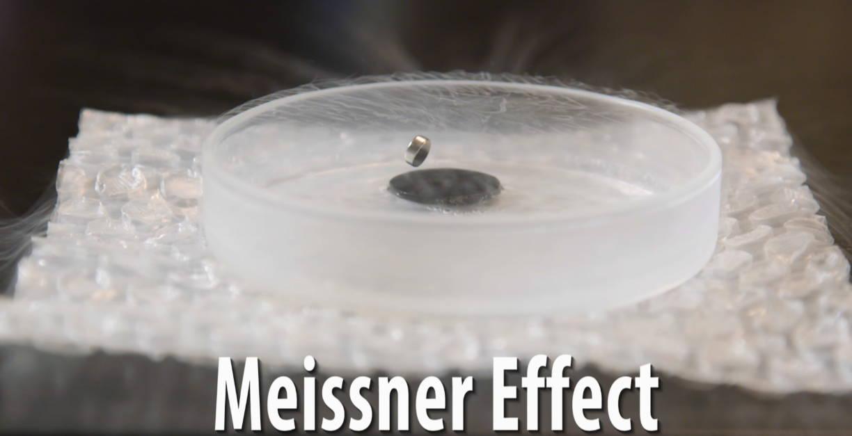 Superconductors & The Meisner Effect