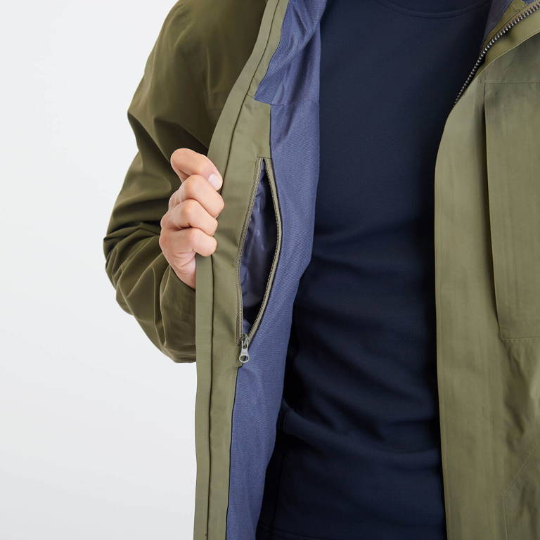 NORRONA(ノローナ)/オスロ ゴアテックスジャケット/カーキ/MENS