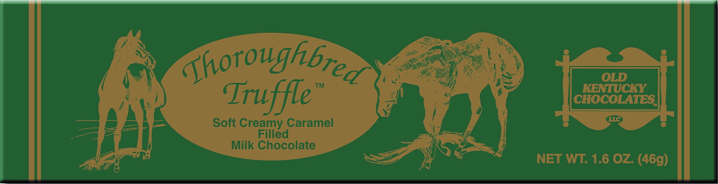 Old Kentucky Chocolates Thoroughbred Truffle Caramel Fundraising