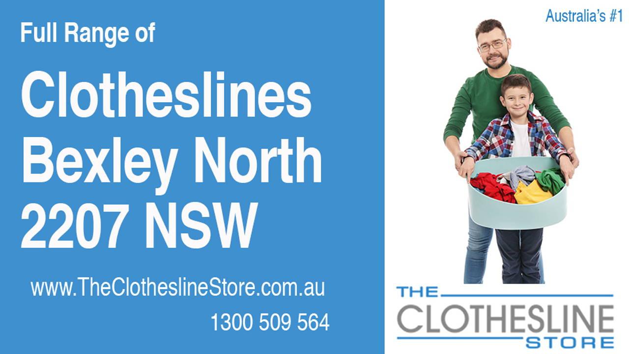 Clotheslines Bexley North 2207 NSW