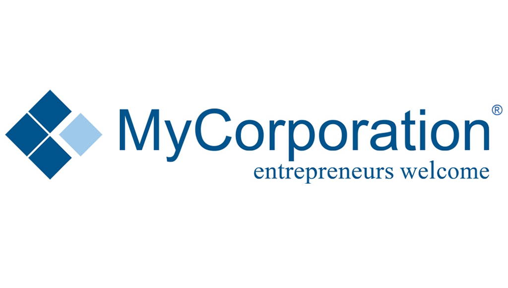 My Corporation logo