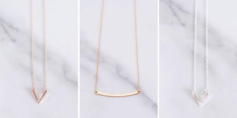 wardrobe essentials pendant necklaces