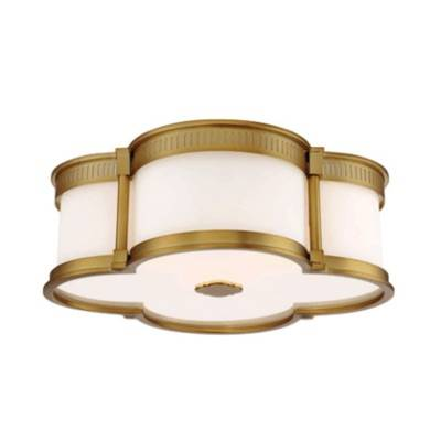 The Great Outdoors Flush Mount Lighting
