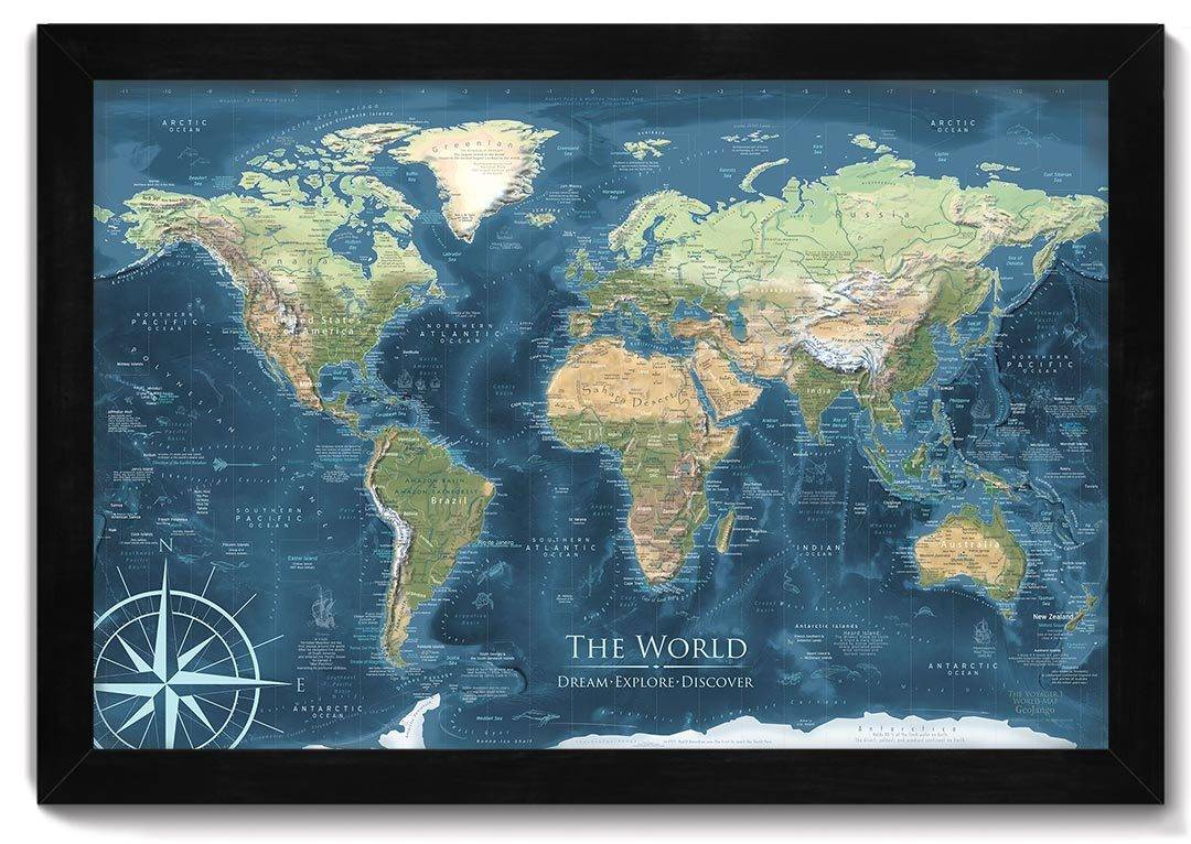 geojango voyager 1 world map