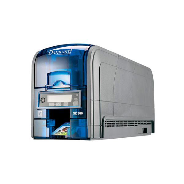 Impresora de Gafetes Tarjetas PVC Datacard SD160 Datacard Consumibles