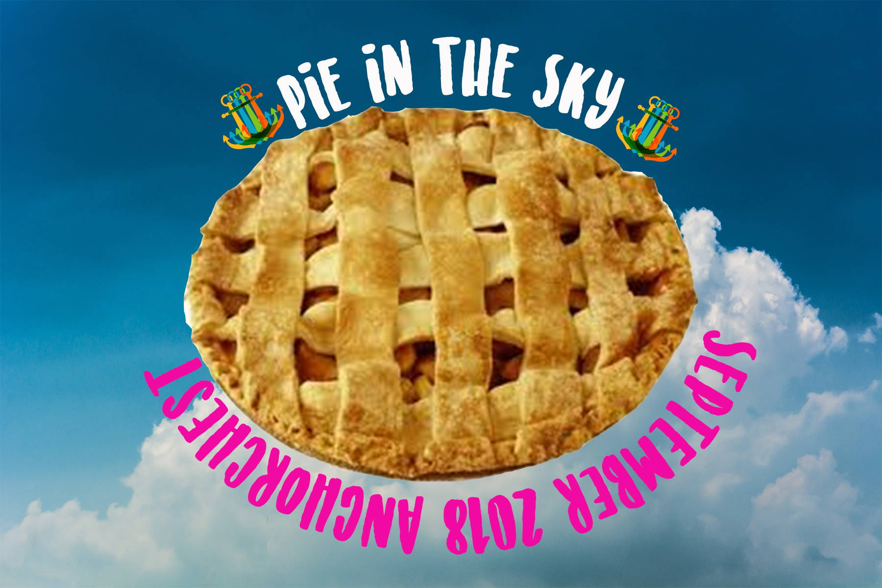Pie in the Sky September AnchorChest