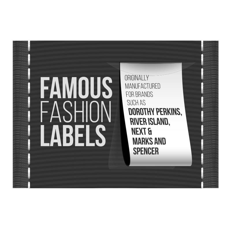 Famous Fashion Labels Logo