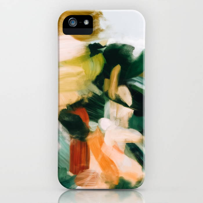 No.1018 iPhone Case by Parima Studio