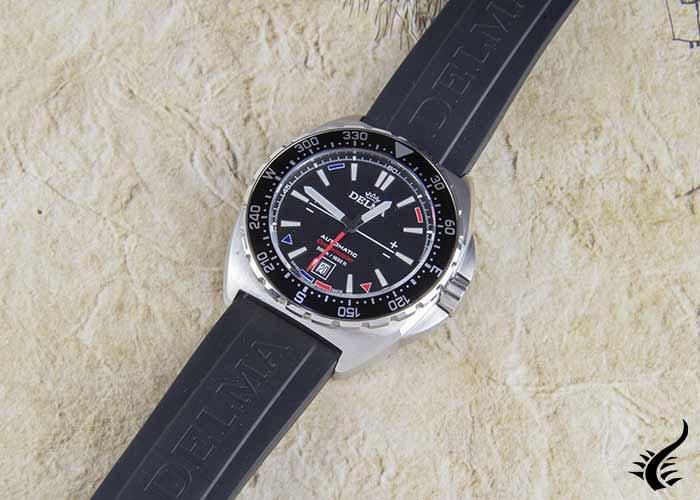 Delma-Racing-Oceanmaster,-Black