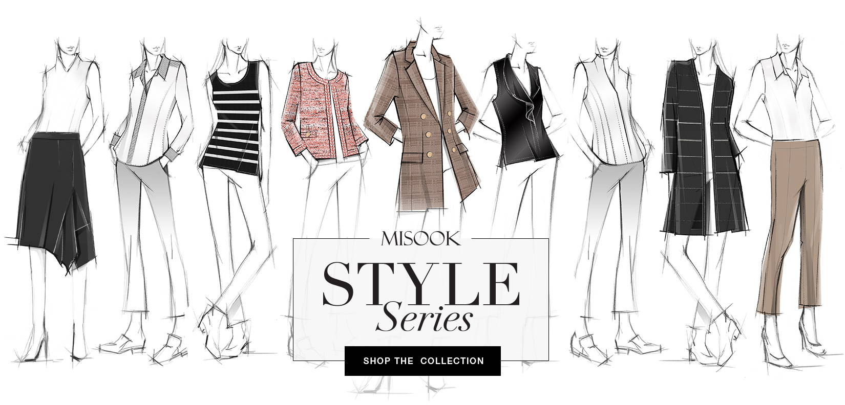 Misook Style Series Collection Banner
