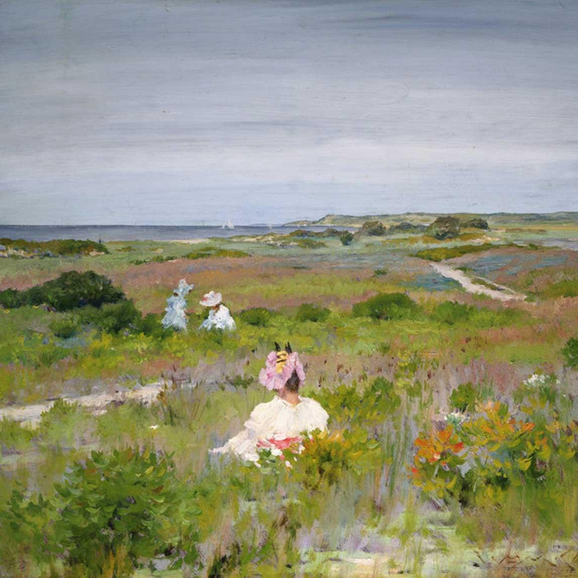 William Merritt Chase Art