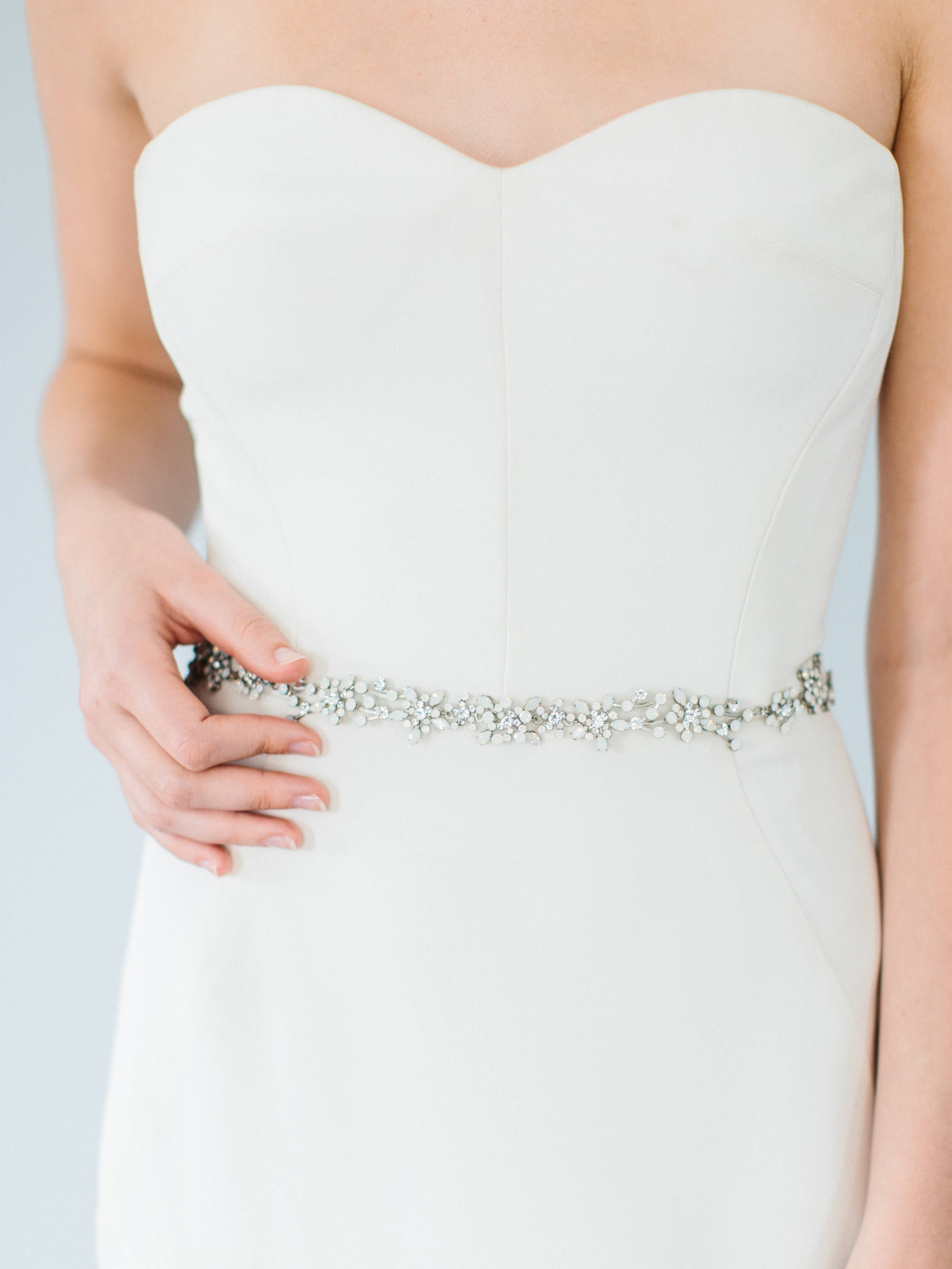 Ampersand Bridal Eze Belt