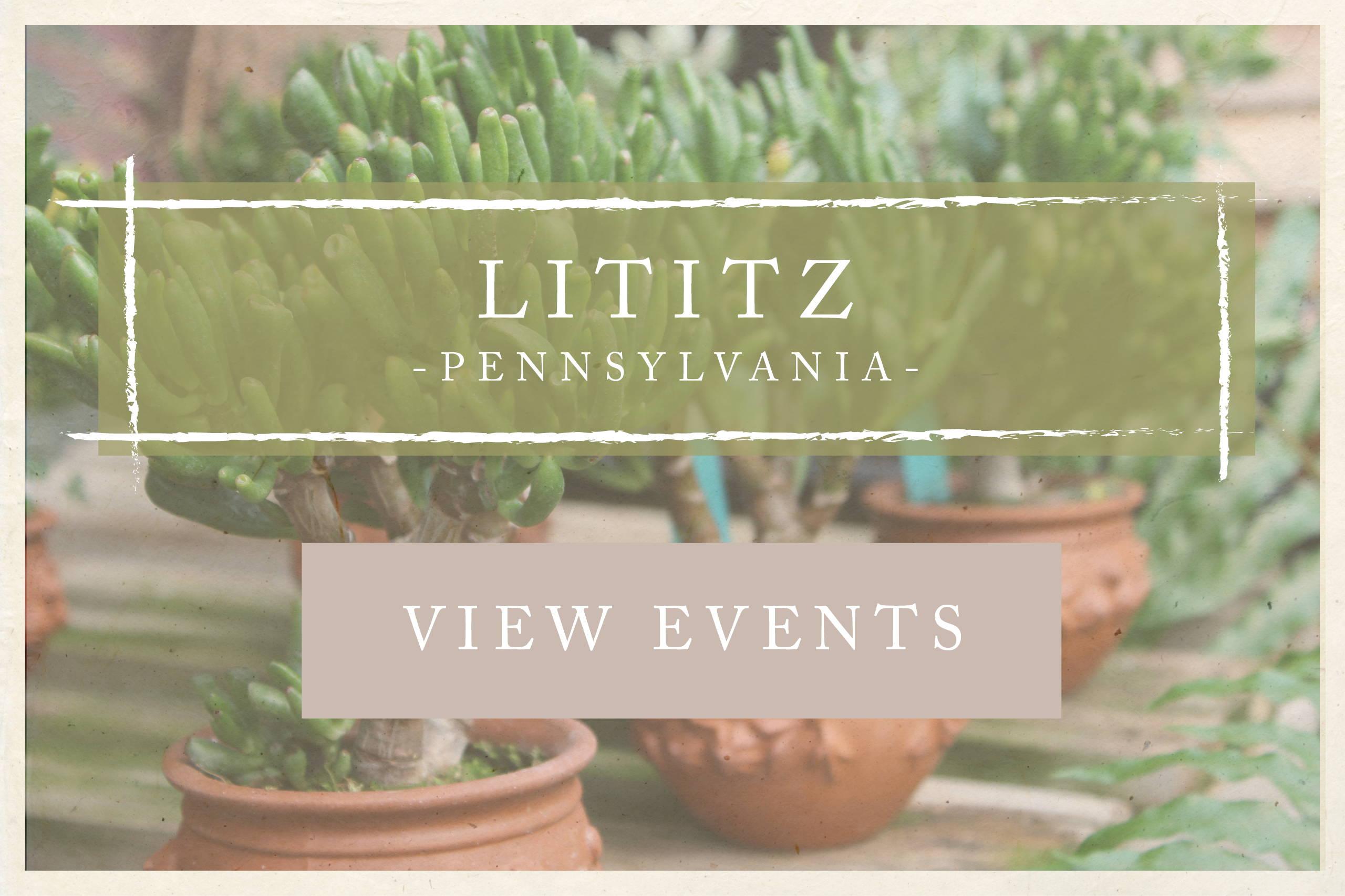 View Lititz PA Events