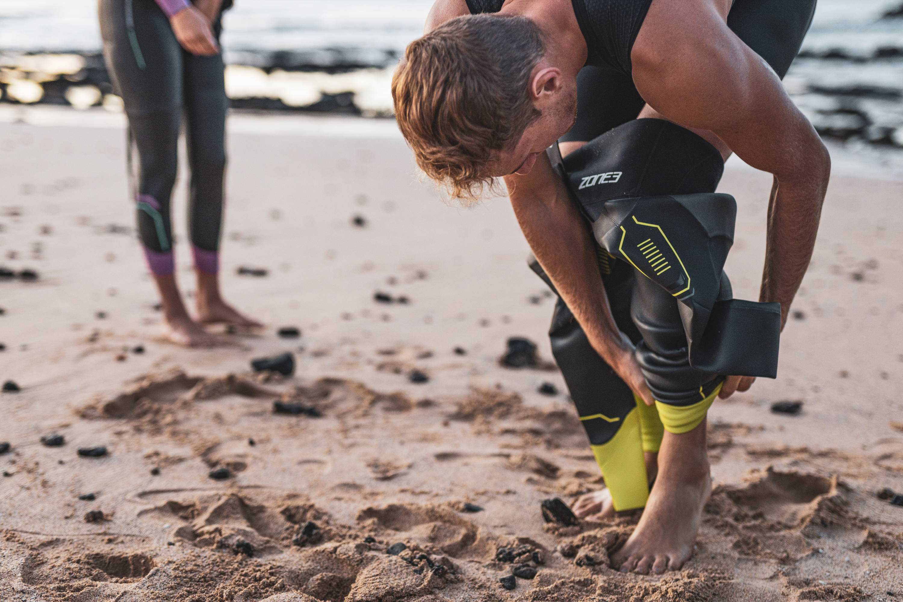 Open Water Swimming Wetsuit sizing