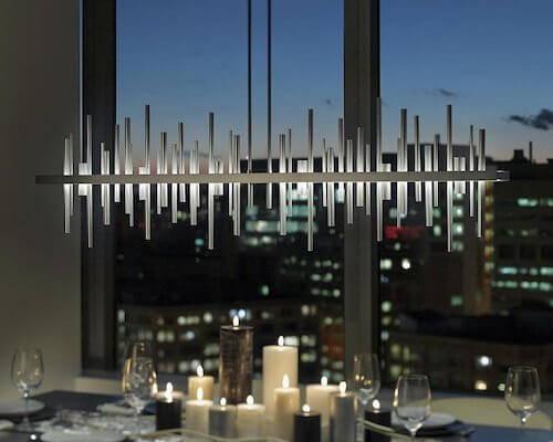Hubbardton Forge Cityscape Pendant Light
