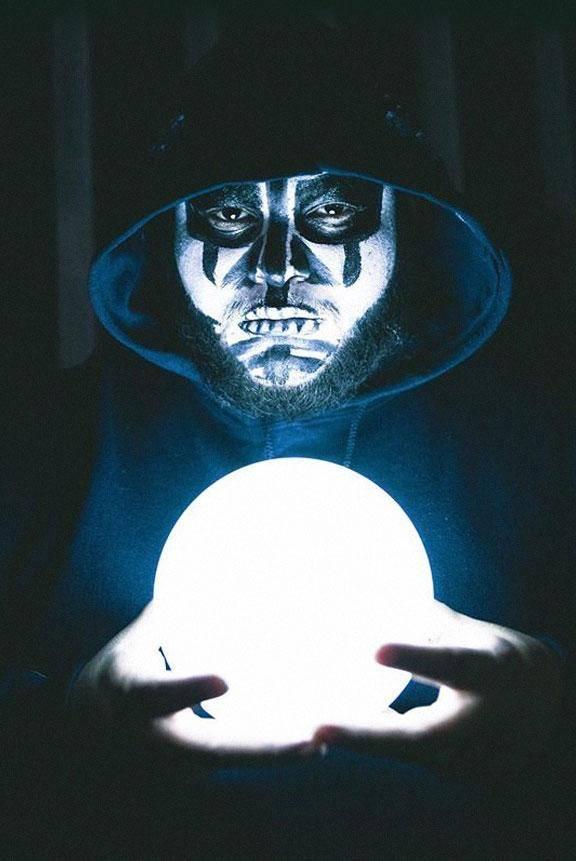 6-inch ball light