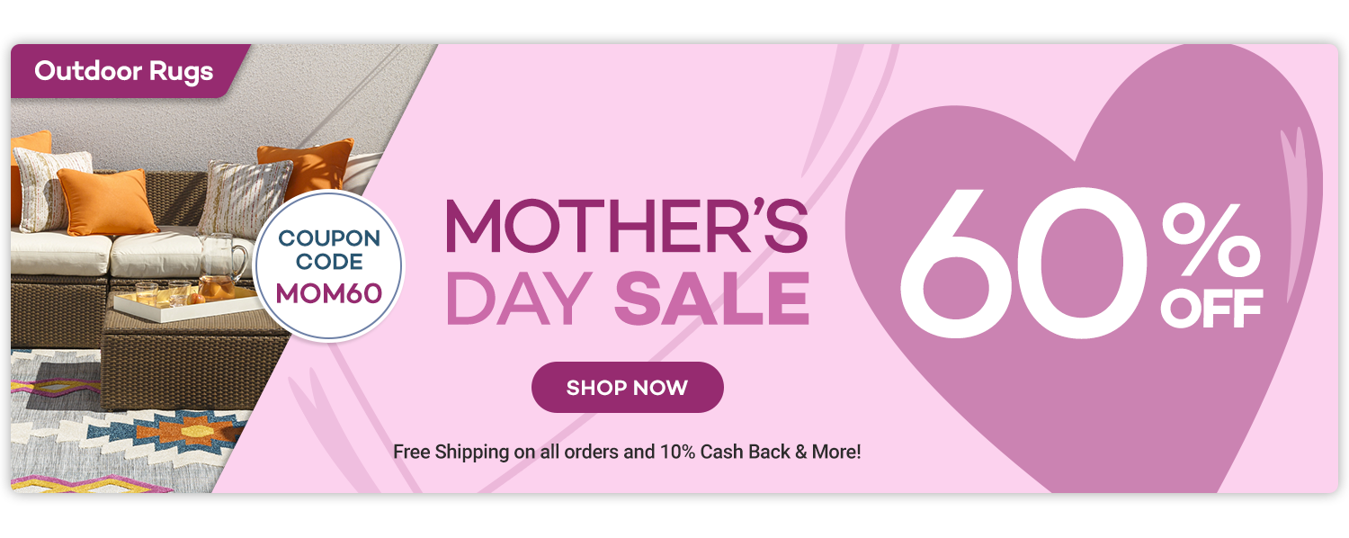 Mother's Day Sale 60% off