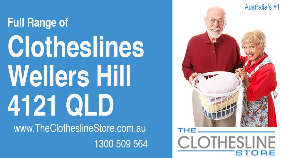 New Clotheslines in Wellers Hill Queensland 4121