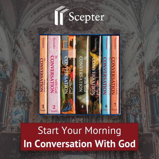 In Conversation With God Sunday reflection