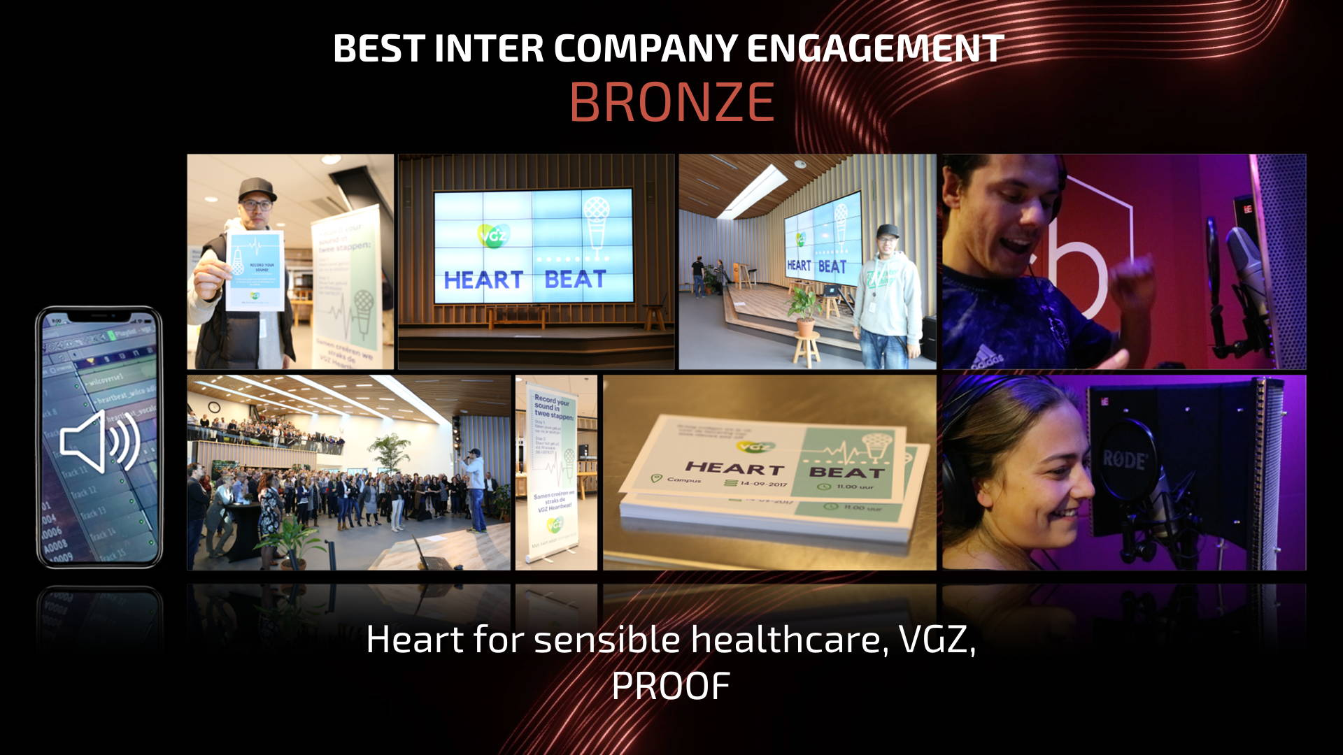 Best Inter Company Engagement - Bronze