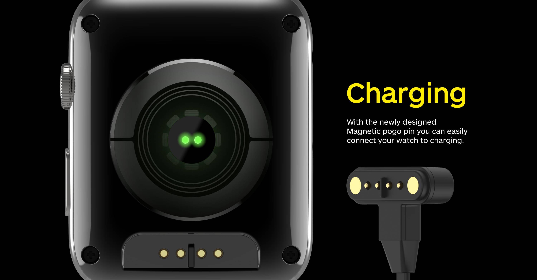 Yugen Smartwatches - Gen 5 SLIM Smarwatch