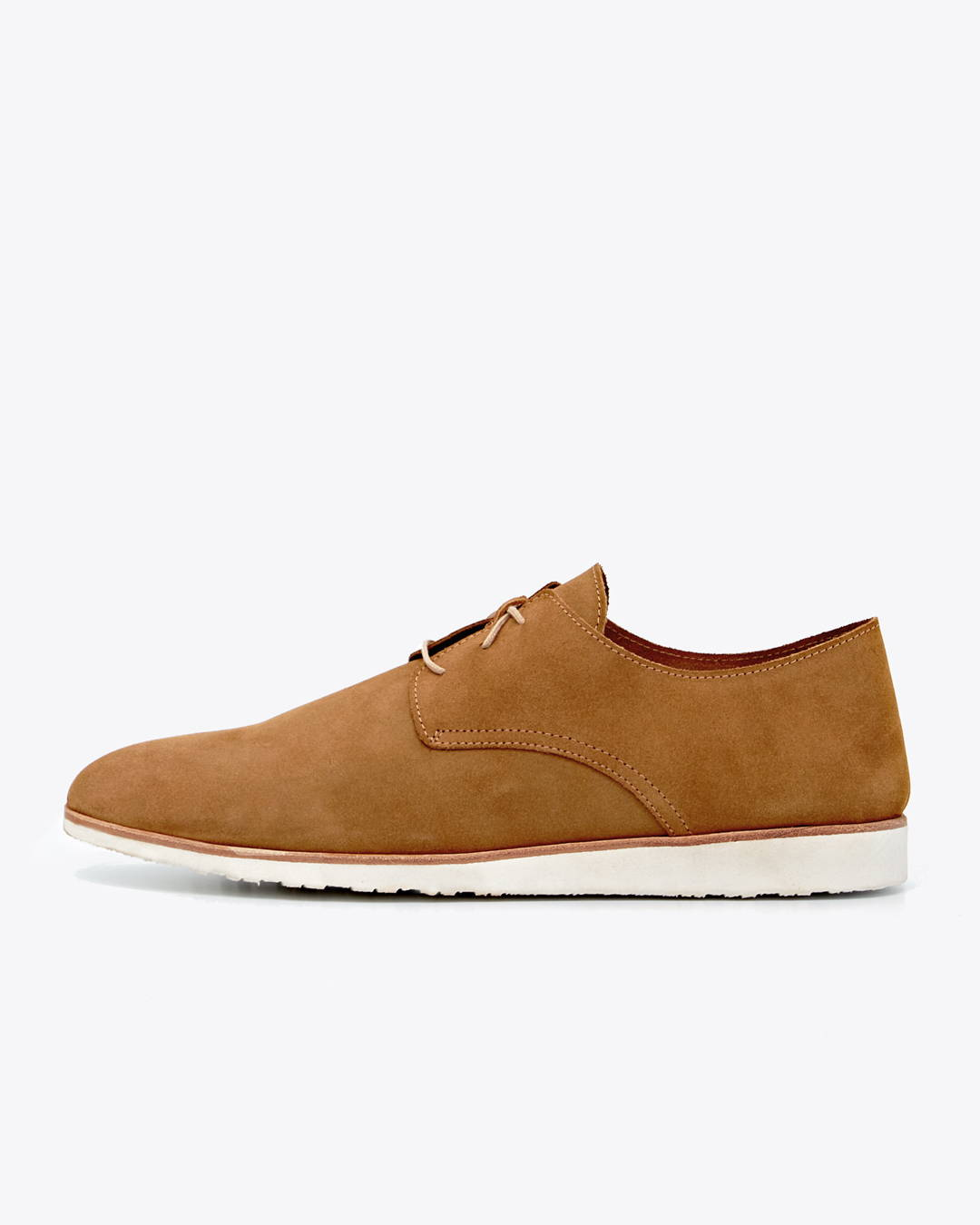 Men's Travel Derby Tan