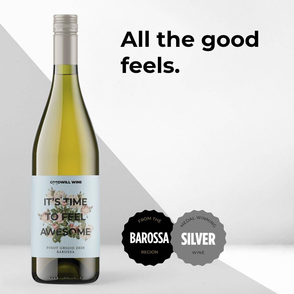 Pinot Grigio 2020, Barossa SA