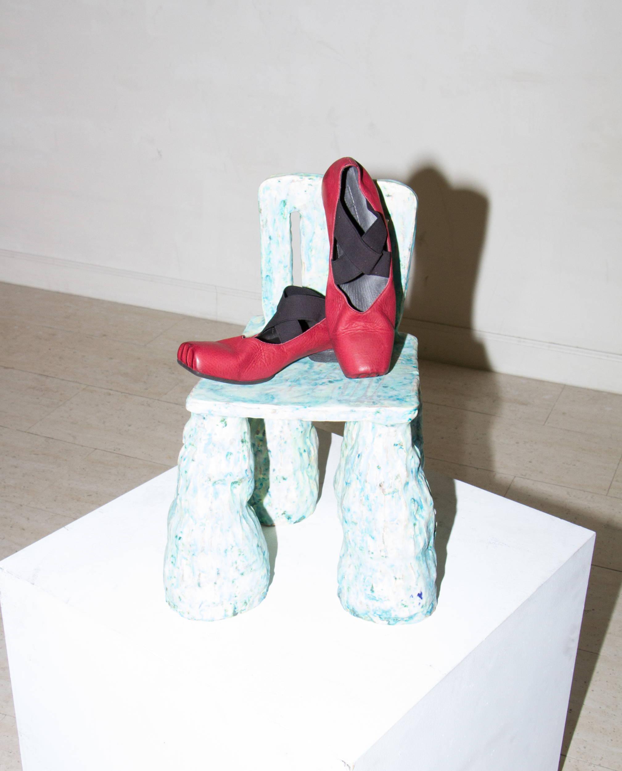 Uma Wang Women Shoes SS18 - Hlorenzo