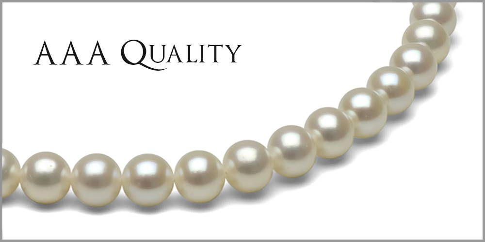 Grading Slice AAA Quality Freshwater Pearls