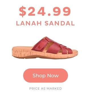 Lanah Sandals