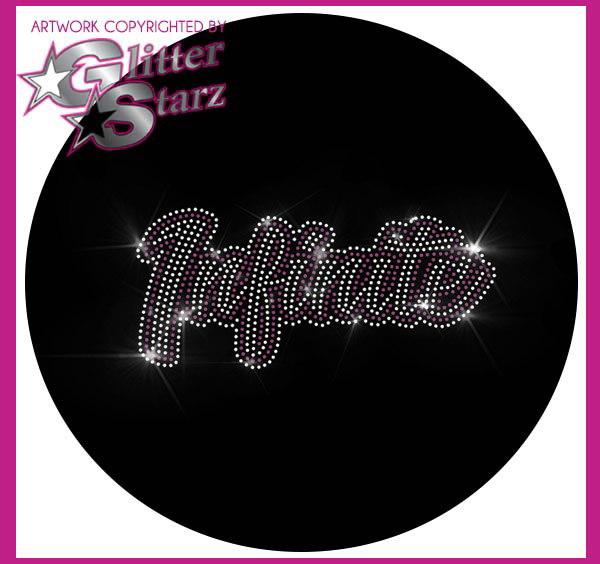 Glitterstarz webstore fundraiser Infinite Cheer
