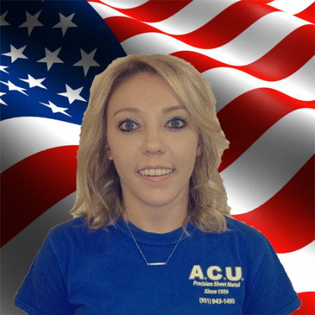 Amanda Johs - ACU Precision Sheet Metal