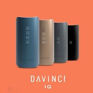 Buy DaVinci IQ Vaporizer