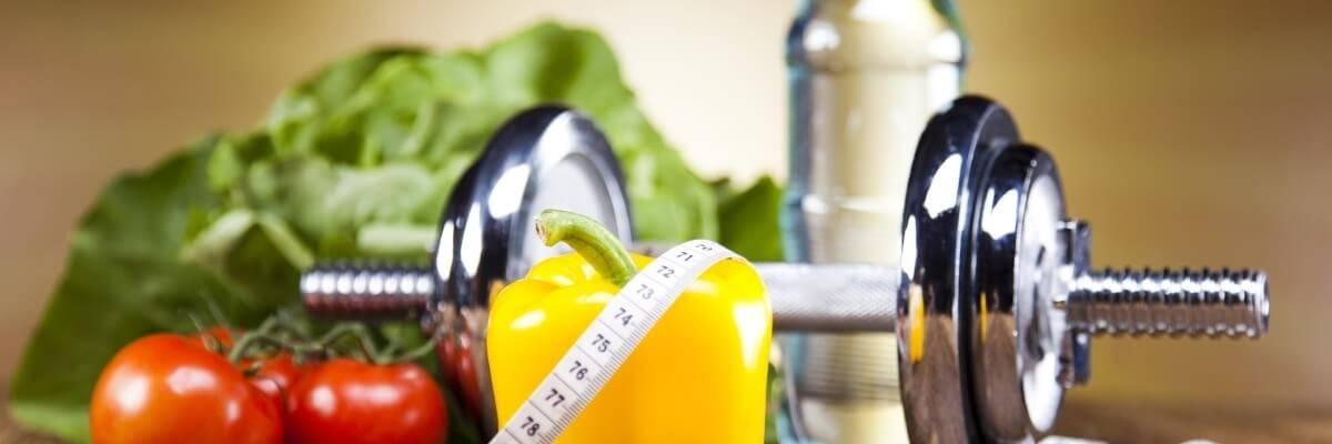 Vegetarisches Leben, um schnell Gewicht zu verlieren