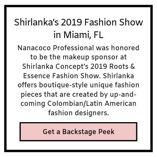 shirlanka's 2019 fashion show in miami FL