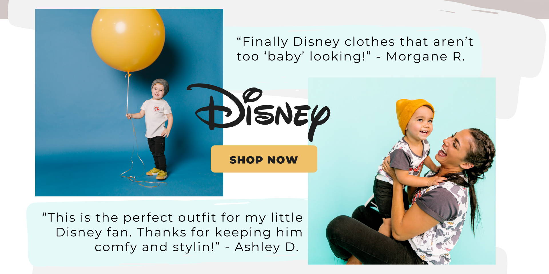 Disney Collection by RAGS