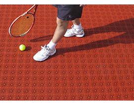Terrain de Tennis agréé par l'ITF