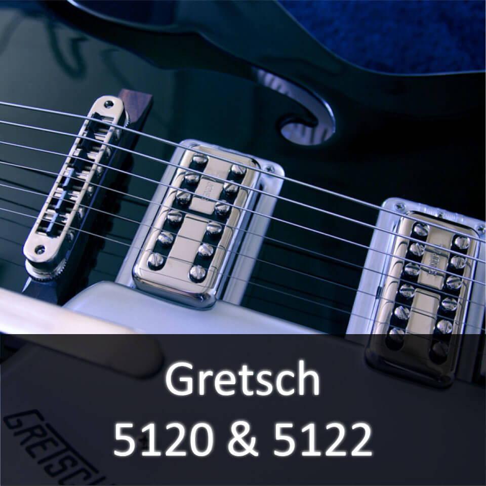 Gretsch 5120 & 5122