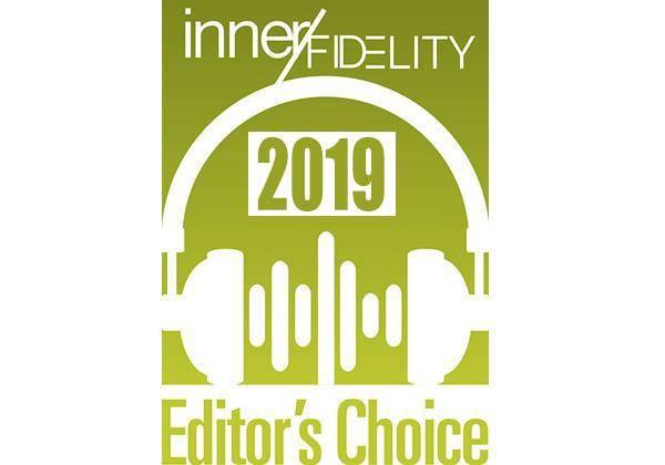 InnerFidelity 2019 Editor's Choice Awards Logo