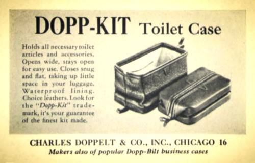 Dopp Kitt Toiletry Case