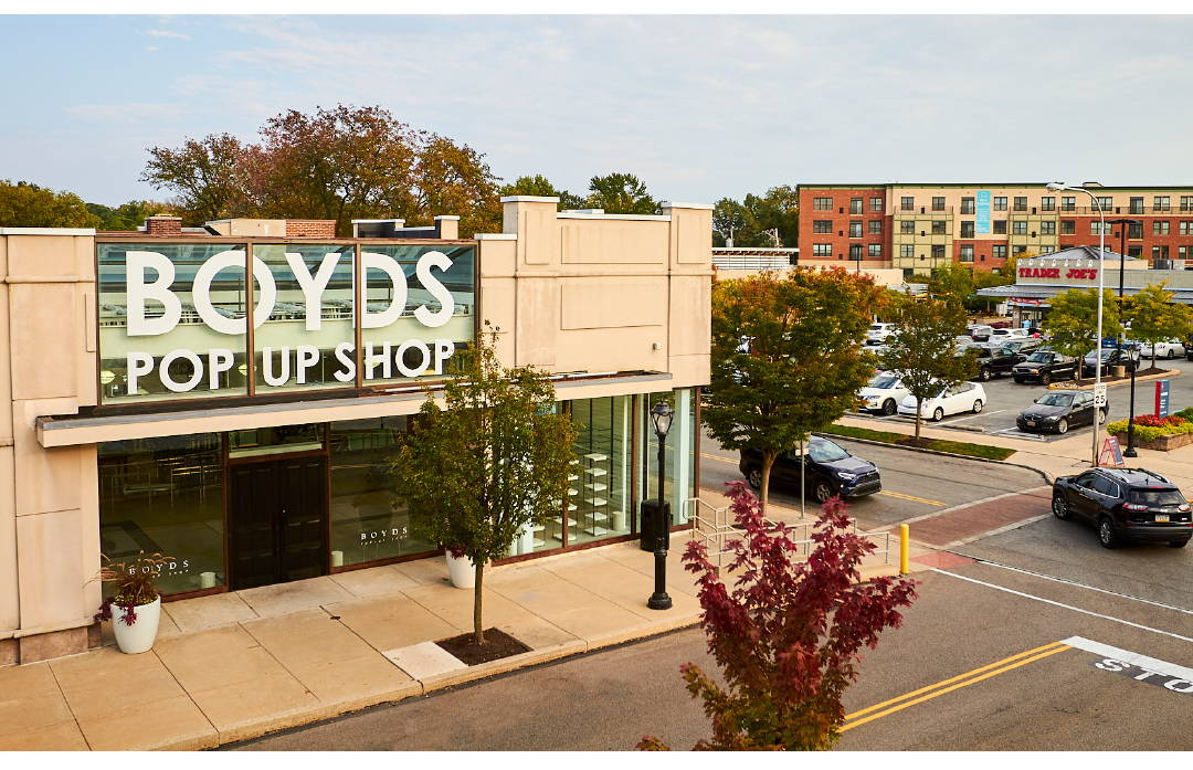 Boyds Pop-Up Shop