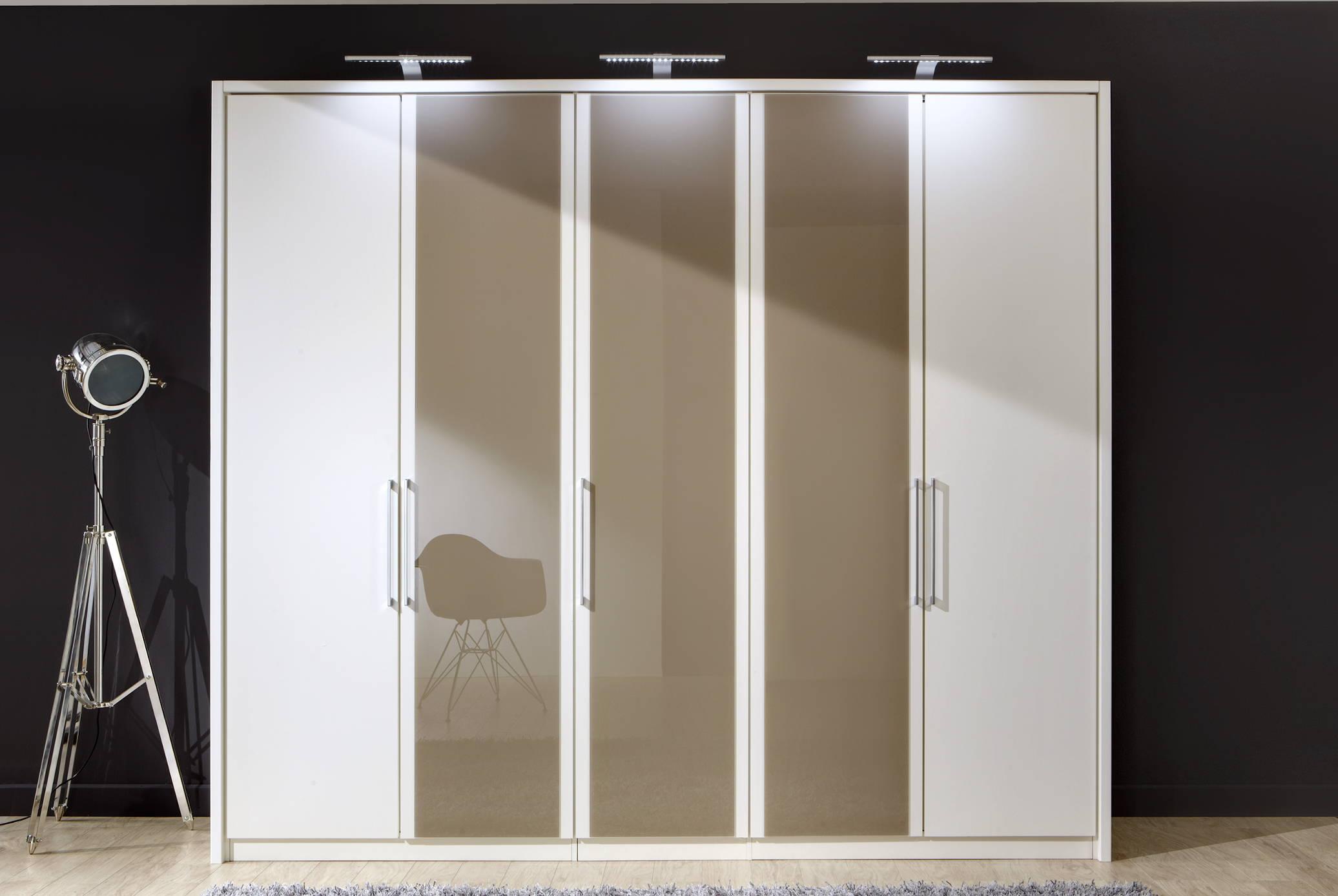 5 Door Modular Wardrobe