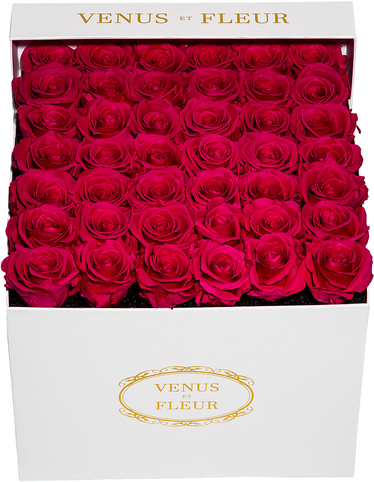 Pink Eternity Rose Arrangements Venus Et Fleur