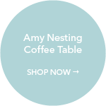 Amy Nesting Coffee Table
