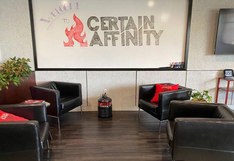 certain affinity 1