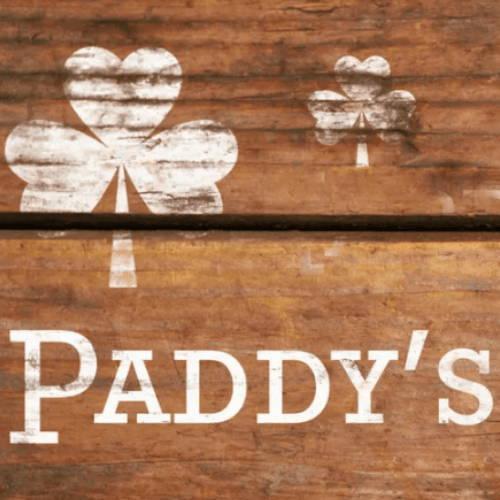 St. Patrick Paddy Patty