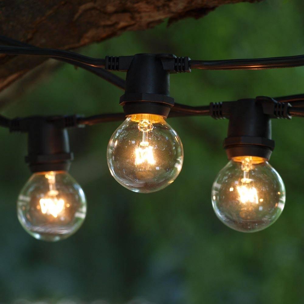 Commercial String Lights - C9 Base