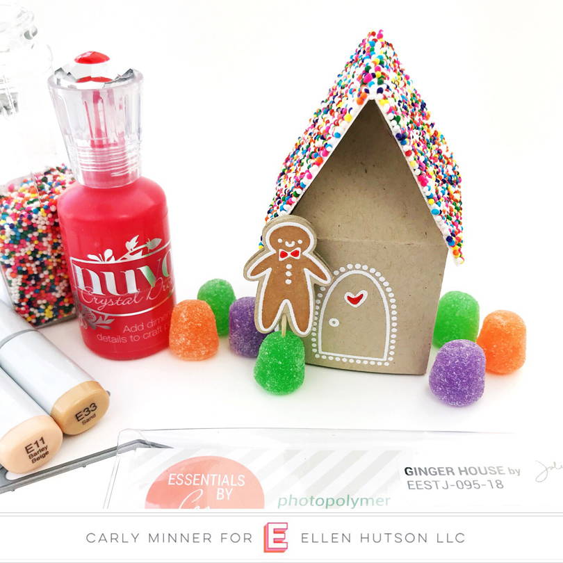 Essentials by Ellen Gingerhouse  gift box by Carly Minner