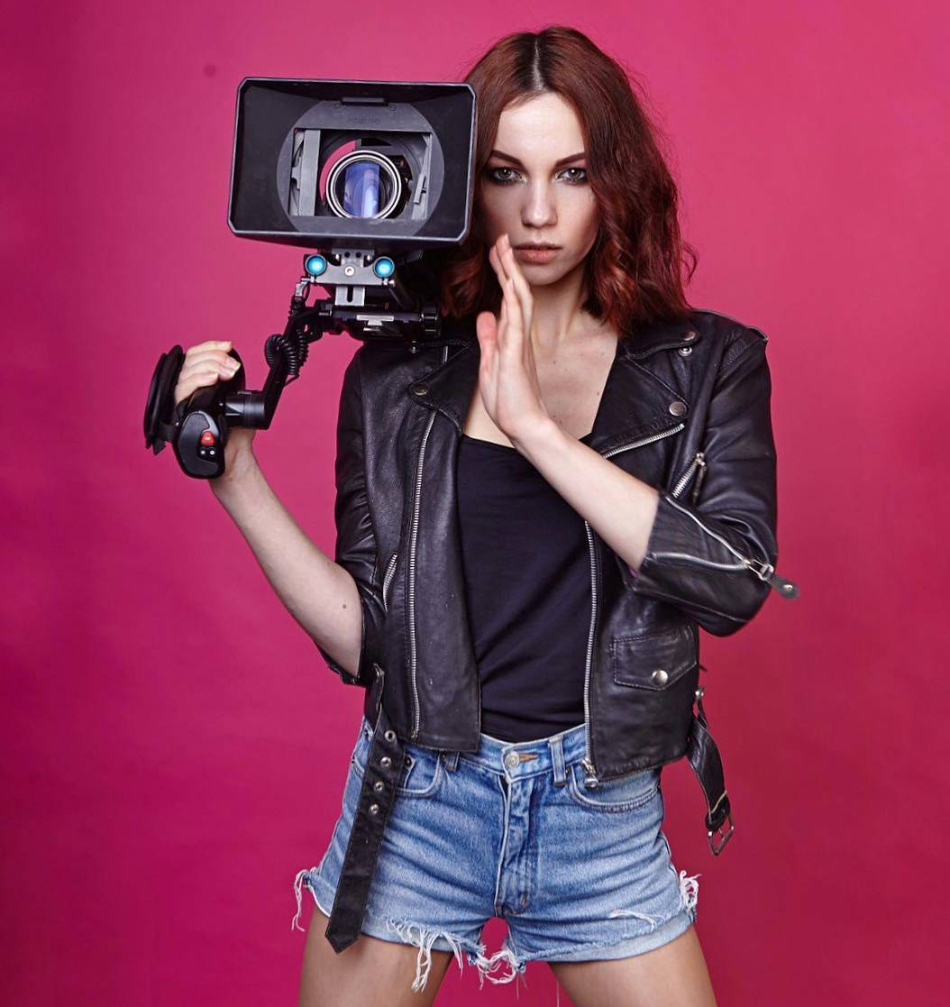Elena Gudkova director and cinematographer
